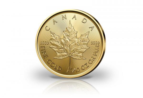 Maple Leaf 1/10 oz Gold 2019 Kanada