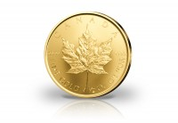 Zusatzbild zu Maple Leaf 1/2 oz Gold 2019 Kanada