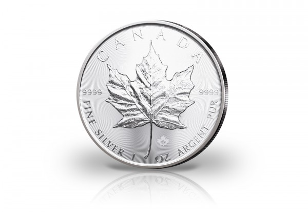 Maple Leaf 1 oz Silber 2019 Kanada