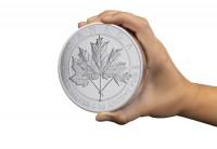Zusatzbild zu Maple Leaf 1 Kilogramm Silber 2012 Kanada Maple Leaf Forever