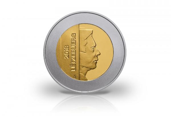 5 Euro 2018 Luxemburg Das Schilf Pp Luxemburg Euro Münzen