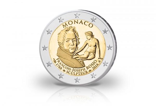 2 Euro 2018 Monaco 250 Geburtstag Von Francois Joseph Bosio Pp