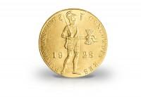 Zusatzbild zu Handelsdukat Goldmünze 1928 Niederlande