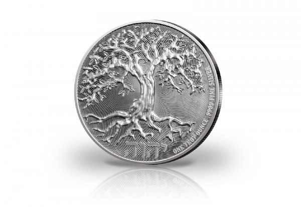Tree of Life 1 oz Silber 2019
