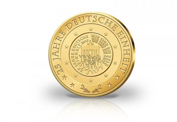 Goldausgabe 25 Jahre Deutsche Einheit Primus
