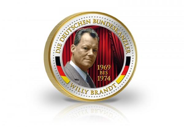 Gedenkausgabe 2 Euro Bundeskanzler Willy Brandt Diverse