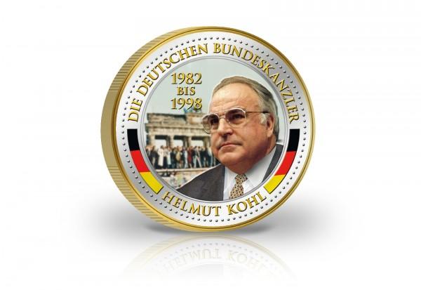 2 Euro Gedenkausgabe Bundeskanzler Helmut Kohl Diverse