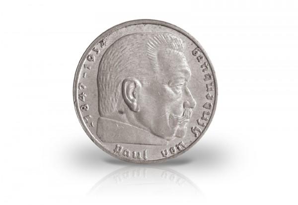 Drittes Reich Hindenburg Reichsmark Set Drittes Reich