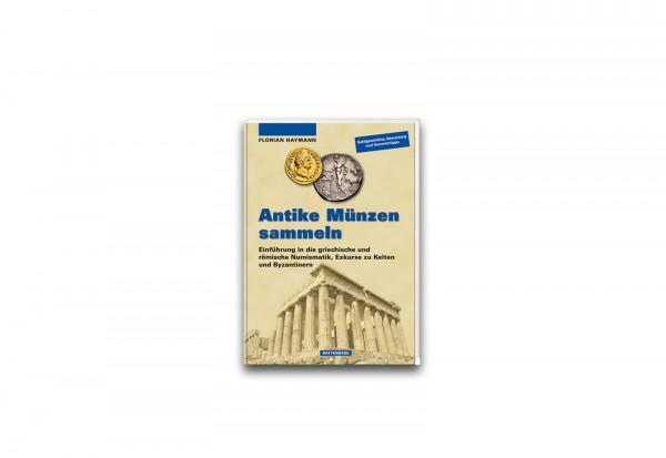 Buch Antike Münzen Sammeln Griechische Und Römische Numismatik Von