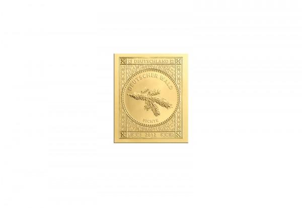 24 Karat Goldfolien-Ausgabe Fichte 2012