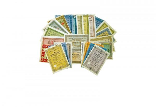 Reichsbankschatz 25 Historische Wertpapiere