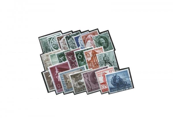 Deutsches Reich Startset 100 verschiedene Marken 1933/1945