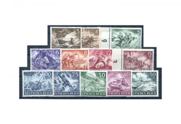 Deutsches Reich Mi.Nr. 831/42 postfrisch