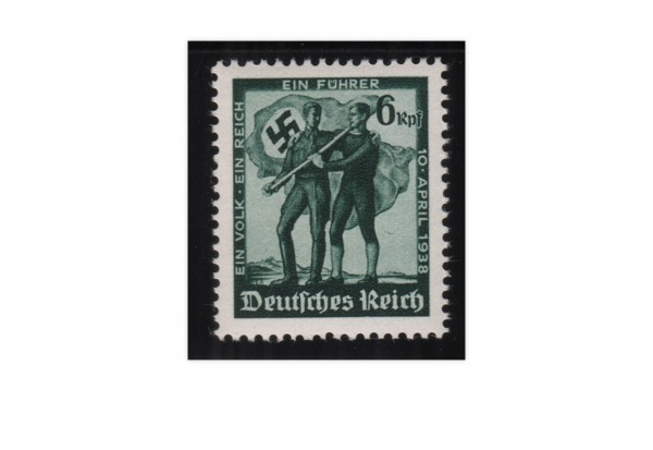 Deutsches Reich Mi.Nr. 663 postfrisch Volksabstimmung
