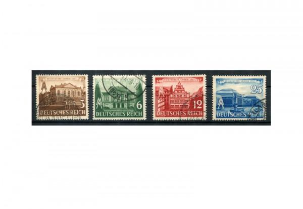 Deutsches Reich Mi.Nr. 764/67 gestempelt