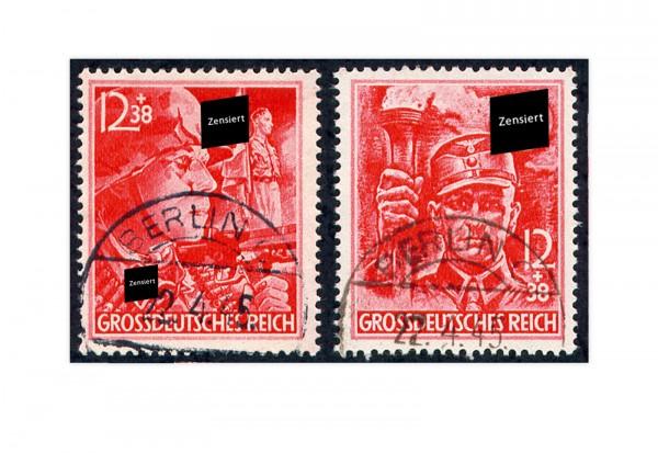 Deutsches Reich Mi.Nr. 909/10 gefälligkeitsgestempelt