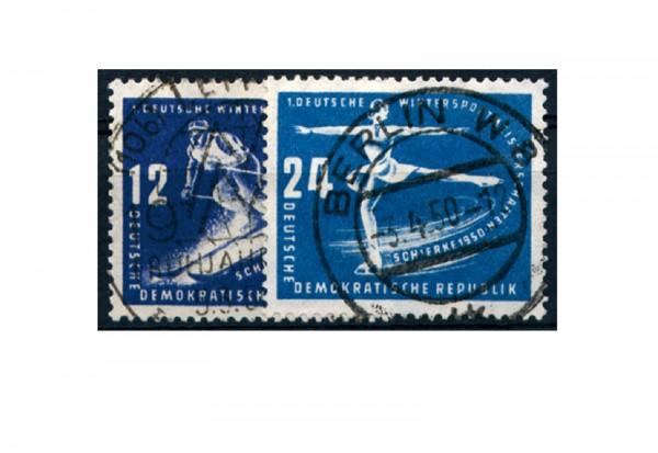 Frühausgabe DDR Mi.Nr. 246/247 gestempelt