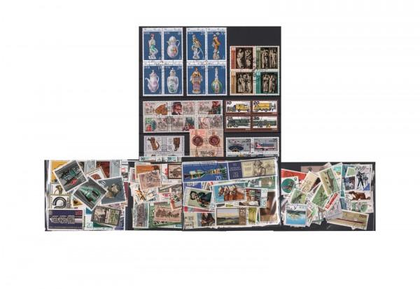 DDR 500 verschiedene Sondermarken