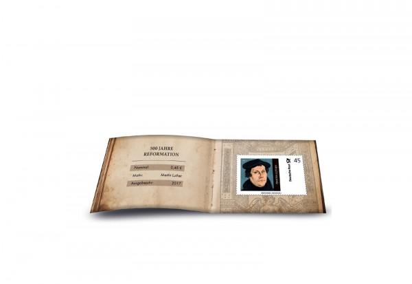 Markenheftchen BRD 500 Jahre Reformation limitiert