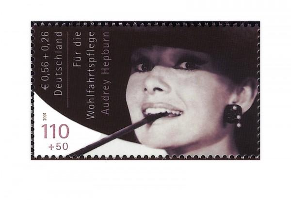 Faksimile Audrey Hepburn